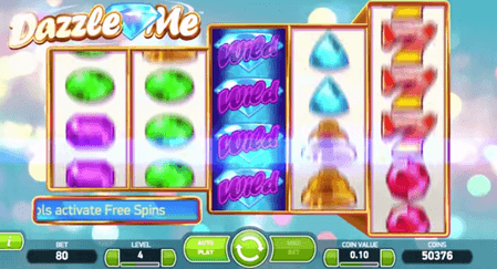 Play Dazzle Me slots, roulette and other games at the best crypto casinos for aussies! We collected for you the biggest Australian slots bonuses + reviews!