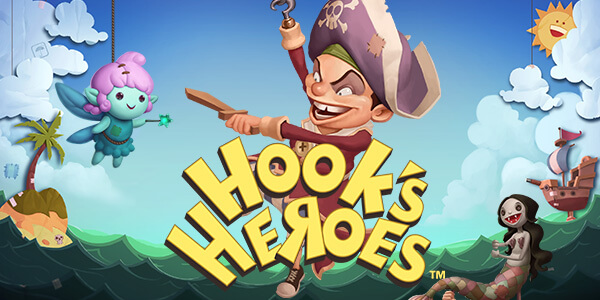 Play Hook's Heroes slots and other games at the best crypto casinos for aussies! We collected for you the biggest Australian slots bonuses + reviews!