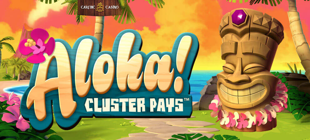 aloha-cluster-pays-new-video-slot-by-netent Play Aloha Cluster Pays slots and other games at the best crypto casinos for aussies! We collected for you the biggest Australian slots bonuses + reviews!
