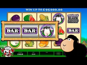 Bar Bar Black Sheep - funny slot + incredible bonus game