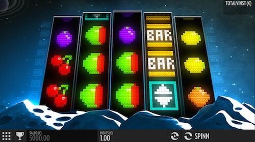 Arcader Video Slot Thunderkick