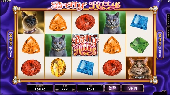 Pretty Kitty Slot