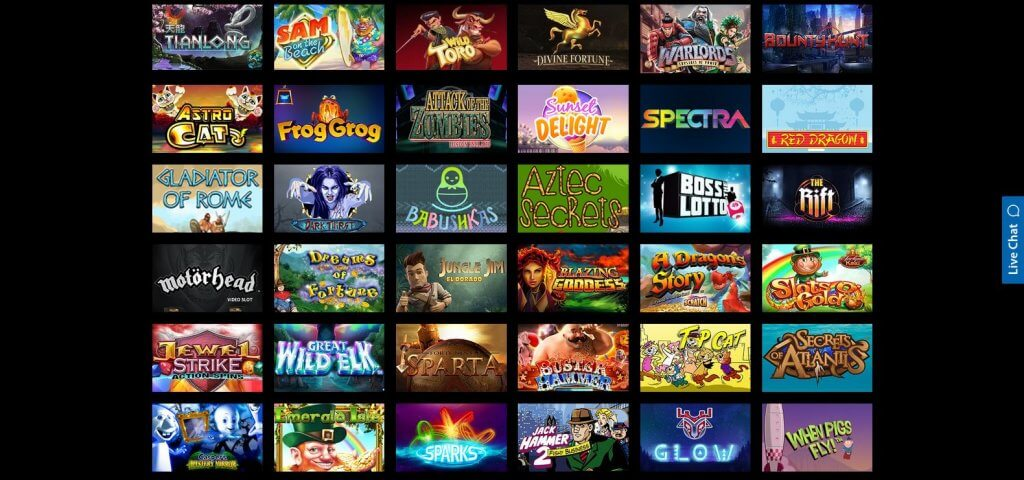 Vegas Mobile Casino Slot Games