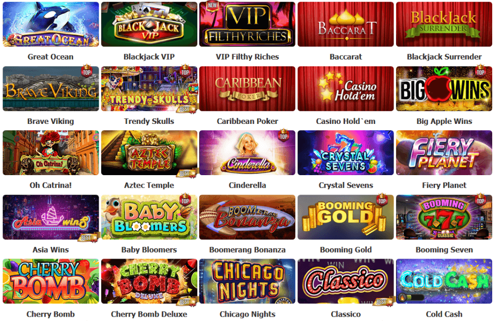 Casino Token Games